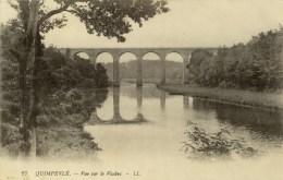 QUIMPERLE - D 29 - Vue Sur Le Viaduc - Quimperlé