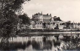 Amboise - Le Château Vu De L´Ile - Amboise
