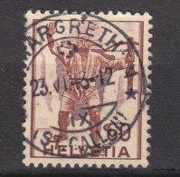 1941  N°244  OBLITERATION CENTRALE  CATALOGUE ZUMSTEIN - Suisse