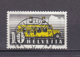 1937  N°210    OBLITERATION CENTRALE  CATALOGUE ZUMSTEIN - Suisse
