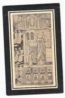 Doodsprentje Victor Jacobus VERHAEGEN Wuestwezel 1824 Priester Mechelen Kieseghem Lillo Vorsselaar Keerbergen 1898 - Images Religieuses