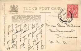 17682. Postal LONDON (England) 1912. Trafalgar Square London - 1902-1951 (Reyes)