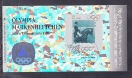 A 30 ) Free Shipping To //  Germany Sport Markenheftchen 1996 Gestempelt -  Olympia Atlanta  (I) - Summer 1996: Atlanta