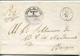 7936 Italia,parrocchiale, Parish Paroisse 1863, Da Fabbriceria  Parrocchia Di San Colombano / Collio, Per Bovegno - Italia