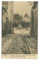 59 - Cambrai - Eclatement D'une Bombe A Retardement Allemande - Cambrai