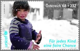 Austria 2016 - UNICEF - Für Jedes Kind Eine Faire Chance Mnh - 2011-... Ungebraucht