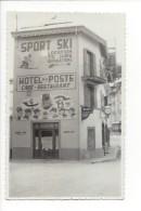 14288 - St-Cergue Sport Ski Hôtel De La Poste Bar Carte Photo - VD Vaud