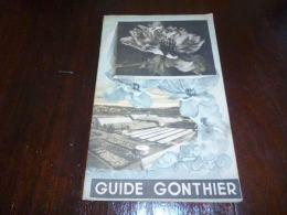 CB9 Guide Gonthier Printemps 1942 - Otros
