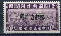 Singkiang    Turkestan Oriental        150  ** - China