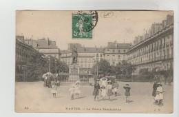 CPA NANTES (Loire Atlantique) - Le Cours Cambronne - Nantes