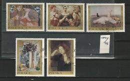 Polen YT° 1791-1798 - Oblitérés