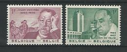 Belgie COB** 1269-1270 - Ongebruikt