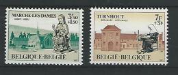Belgie COB** 1571-1572 - Ongebruikt