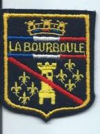 Ecusson De Commune/Armoiries/La BOURBOULE/Puy De Dôme/ Années 90   ET85 - Ecussons Tissu
