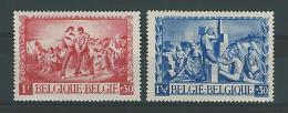 Belgie COB** 697-698 - Bélgica