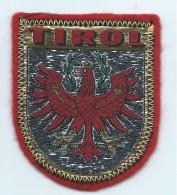 Ecusson De Province / Autriche/Armoiries/TYROL/ Années 90   ET86 - Ecussons Tissu
