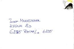 Brief Von 4870 Vöcklabruck Mit 160 Cent Großglockner Hohe Tauern 2016 - 1945-.... 2. Republik
