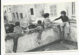 10x15  Gamin Dans La Casbah     Carte De L'Aventure Carto   En 1978 - Tanger