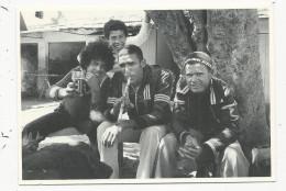 10x15  Jeunes Marocains Au Socco   Carte De L'Aventure Carto   En 1979 - Tanger