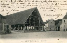 MEREVILLE(ESSONNE) - Mereville