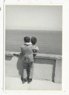 10x15  Du Haut De La Casbah   Carte De L'Aventure Carto   En 1978 - Tanger
