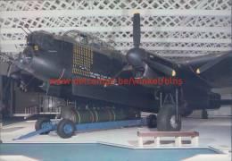 Avro Lancaster R5868 - 1939-1945: 2ème Guerre