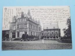 Château De Tihange ( Façade Intérieure ) ( 1638 ) Anno 1909 ( Zie Foto Details ) !! - Hoei