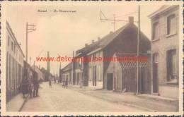 De Nieuwstraat Rumst - Rumst