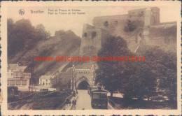 Pont De France Et Château Bouillon - Nels - Tramways