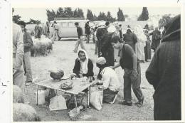 10x15  Marchand De Sardines Grillées   Carte De L'Aventure Carto   En 1978 - Tanger