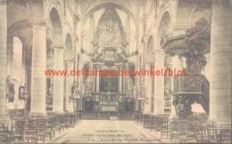 Binnenzicht Kerk Begijnhof Hoogstraten - Hoogstraten