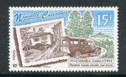 NOUVELLE CALEDONIE- Y&T N°656- Neuf Sans Charnière ** (voiture) - Neufs