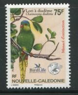 NOUVELLE CALEDONIE- Y&T N°978- Neuf Sans Charnière ** (oiseau) - Nouvelle-Calédonie