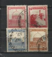 Palestina. 1927-45_Mandato Británico. - Palestina