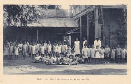 TAHITI ECOLE DES JEUNES FILLES DE PAPEETE (dil212) - Polynésie Française