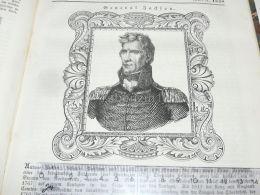 General Jackson USA America Engraving Print 1838!!! - Prints & Engravings