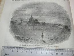 Macbeth  Engraving Print 1838!!! - Prints & Engravings