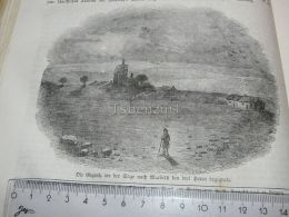 Macbeth  Engraving Print 1838!!! - Stampe & Incisioni
