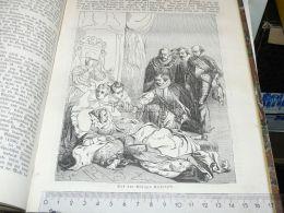 Queen Elisabeth Die England Engraving Print 1838!!! - Prints & Engravings