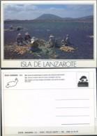 Ak Spanien - Lanzarote - Uga - Tradition - Zwiebeln - Lanzarote