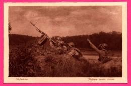 Infanterie - Défense Contre Avions - Mitrailleuses - Animée - HELIAS - Manoeuvres