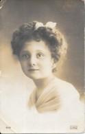 CPA ENFANT - Portrait D'une Adorable Petite Fille - Edit Olympia  - ENCH1202 - - Abbildungen