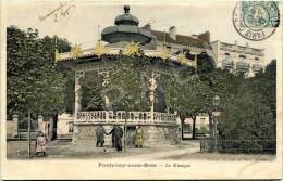 Fontenay-sous-Bois (94) - Le Kiosque (Circulé En 1905) - Fontenay Sous Bois