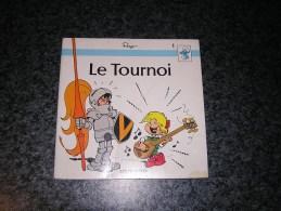 JOHAN ET PIRLOUIT N° 1 Le Tournoi Extrait De La Flûte à 6 Schtroumpfs 1975 Peyo - Johan Et Pirlouit