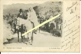Corse Cachet Ajaccio  Mariage Dans Le Maquis - France