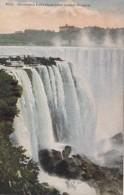 New York Niagara Falls Horseshoe Falls From Goat Island