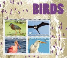 St. Vincent & The Grenadines-2015-Birds - St.Vincent E Grenadine