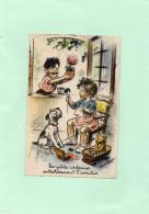C2404 - Illustrateur Germaine BOURET - Les Petits Cadeaux Entretiennent L'amitié - Bouret, Germaine