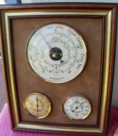 Baromètre, Thermomètre, Hygromètre BAROMASTER - Otros