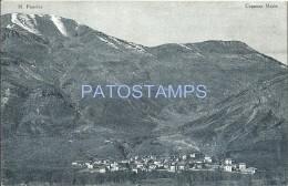37295 ITALY MAGREGLIO COMO STATION CLIMATICA & VIEW PANORAMIC POSTAL POSTCARD - Italia